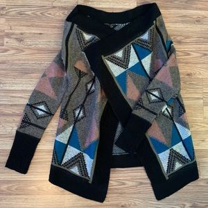 BB Dakota Jack Tribal Sweater